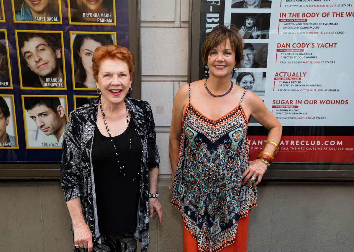 Watch Margaret colin prince of broadway premiere in new york video
