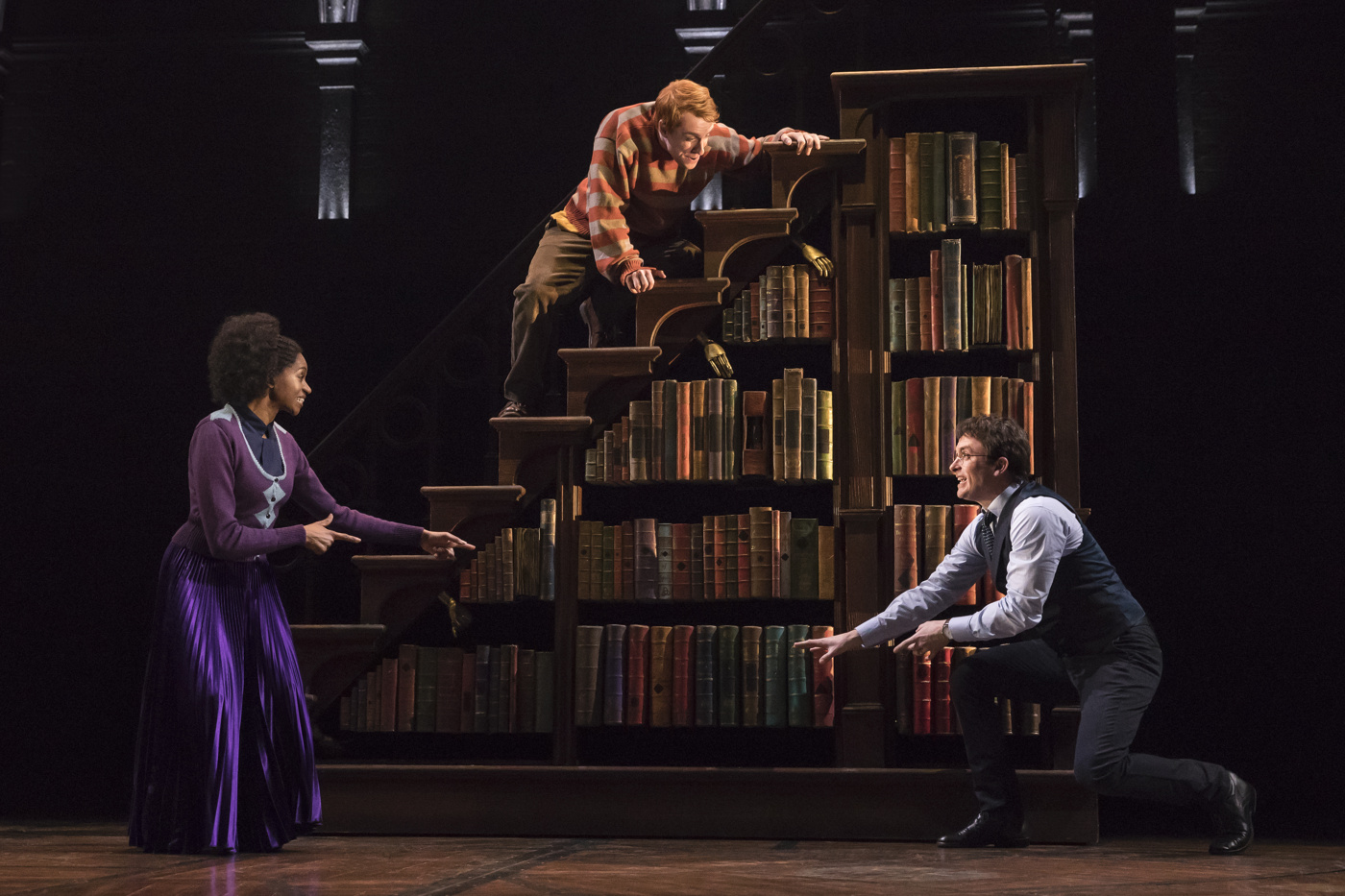 Matt Mueller on Finding Out He Got His Harry Potter Role at a Truck Stop & Why Jessie Mueller Makes Him Feel Like a 'Proud Grandpa' | Broadway Buzz | Broadway.com