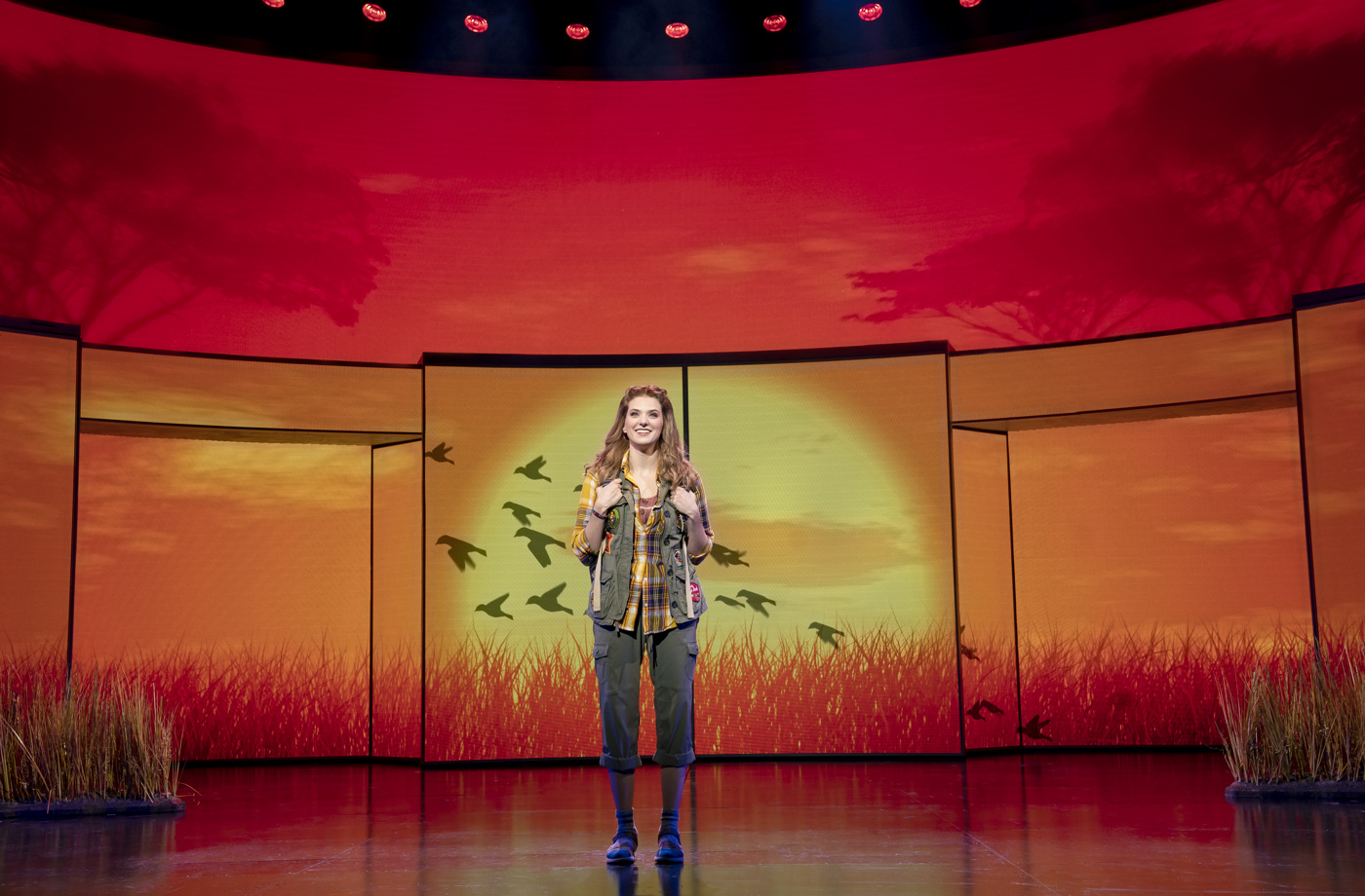 We See Stars! Get a First Look at Danielle Wade, Mariah Rose Faith, Mary Kate Morrissey & More in the Mean Girls Tour | Broadway Buzz | Broadway.com