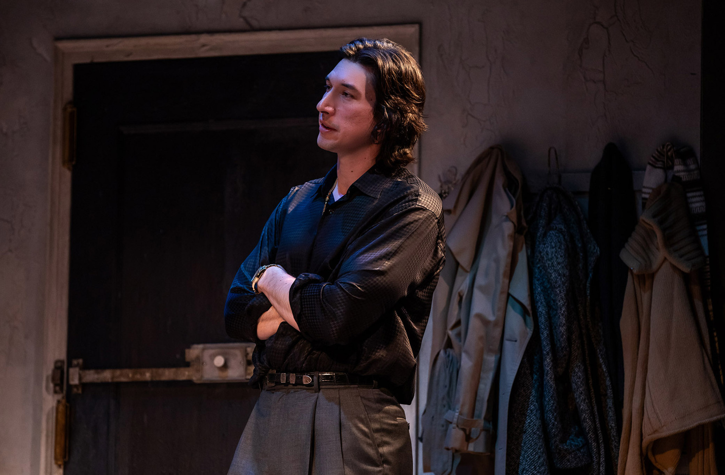 Adam Driver Is an Oscar Nominee for Marriage Story; Here's His Broadway Story | Broadway Buzz | Broadway.com