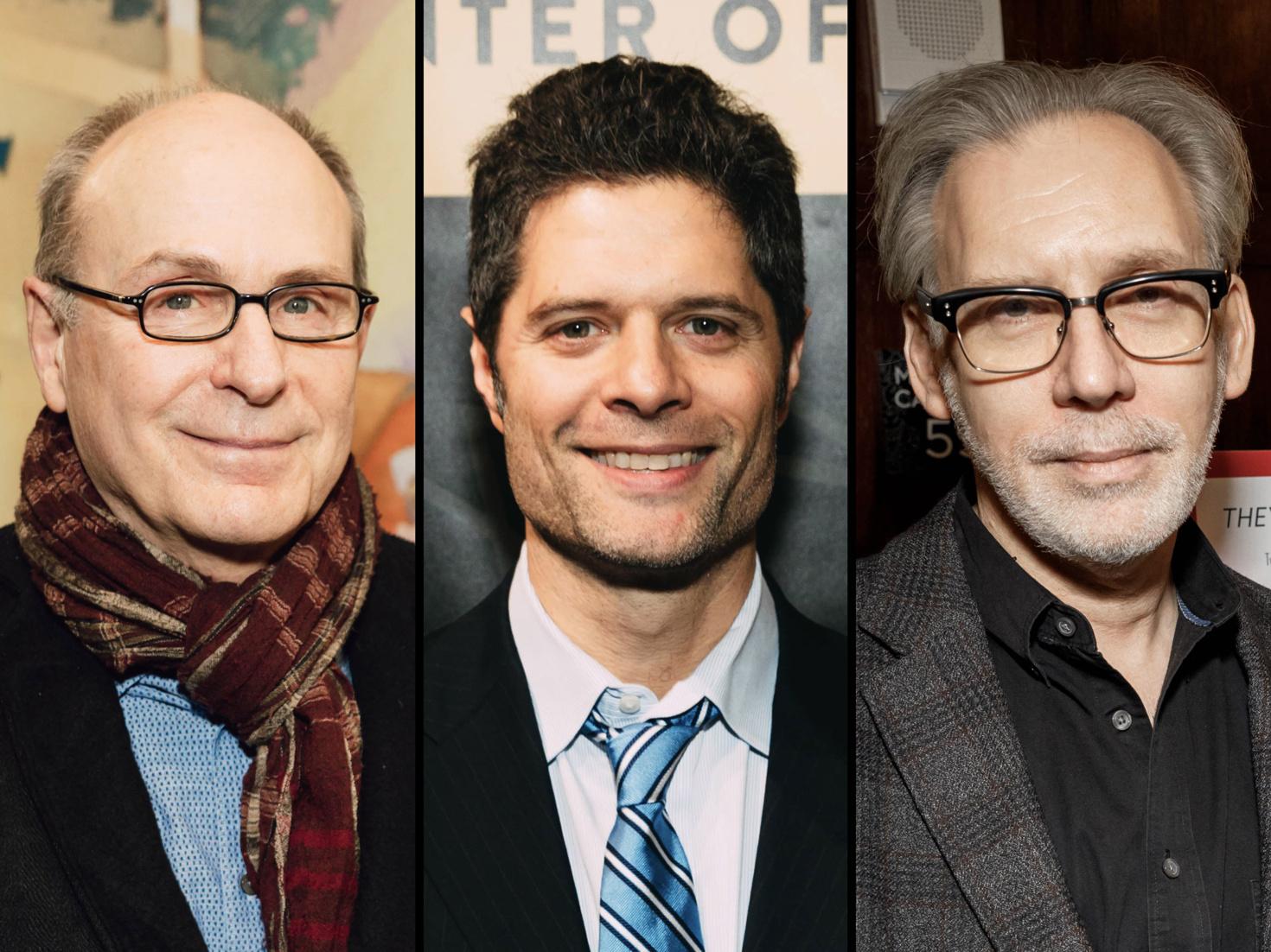 Carmen Cusack, Tony Yazbeck & Harry Hadden-Paton to Headline New Broadway Musical Flying Over Sunset   Broadway Buzz   Broadway.com