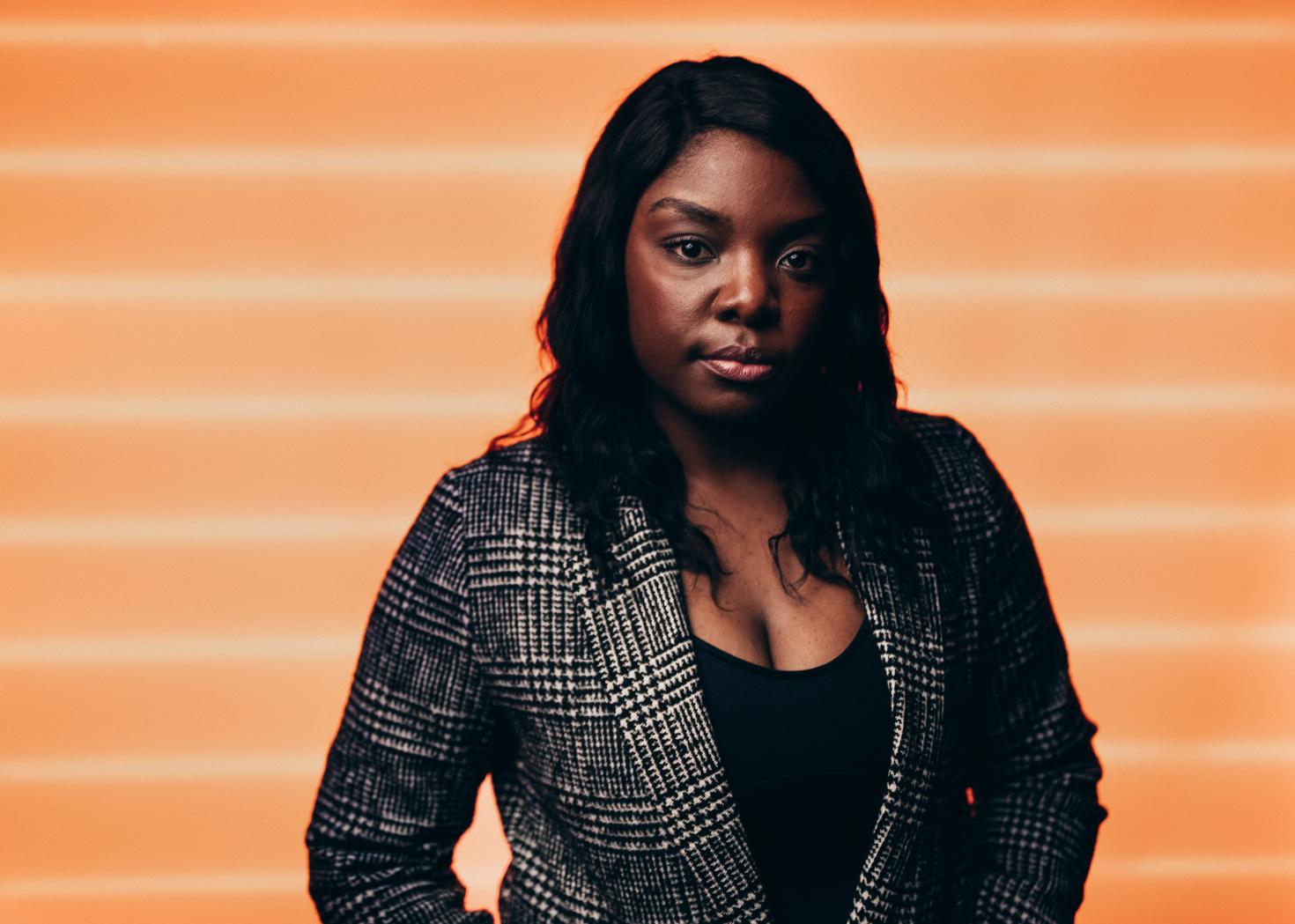 Joaquina Kalukango On Why She Needs To Go On Vacation After Slave