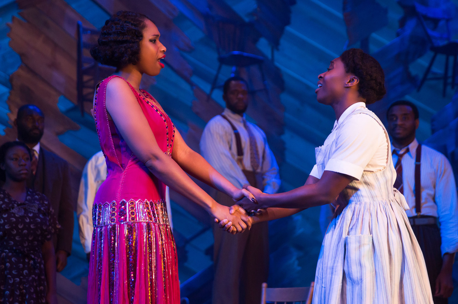 Harriet Could Earn Cynthia Erivo an Oscar, But Here's How The Color Purple Got Her a Tony, Gramm