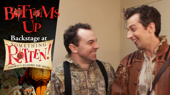 Bottoms Up: Backstage at Something Rotten! Tour with Rob McClure, Episode 13: Make Omaha Laugh Again
