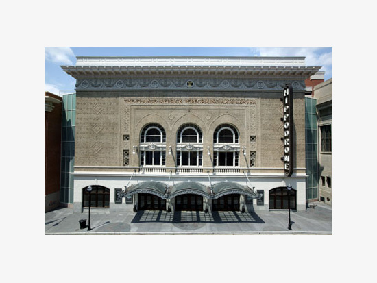 The Hippodrome Theatre 1