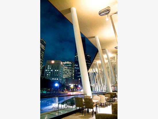 Sarofim Hall - The Hobby Center 1