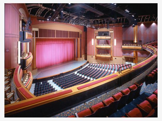 Moran Theatre Times Union Center 1