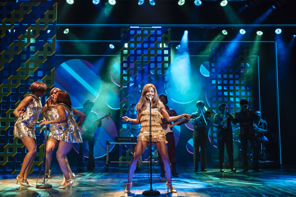 Watch Adrienne Warren Sing 'Proud Mary' from London's Tina Turner Bio-Musical