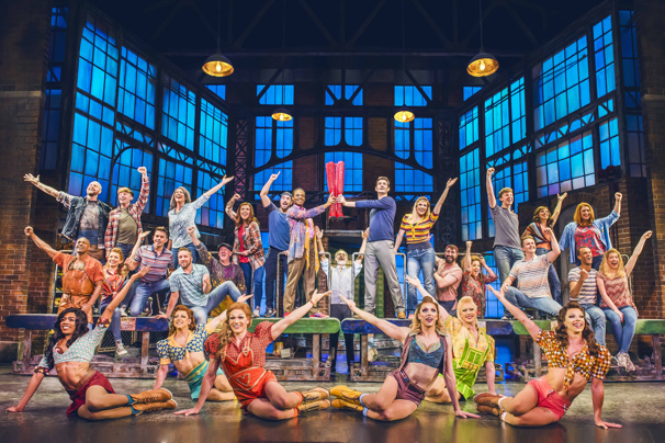 Olivier-Winning Kinky Boots Sets Final London Performance Date