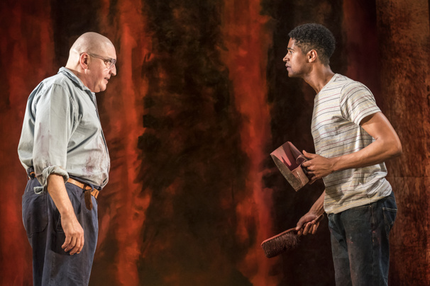 John Logan's Red, Starring Alfred Molina & Alfred Enoch, to Be Filmed for Cinemas