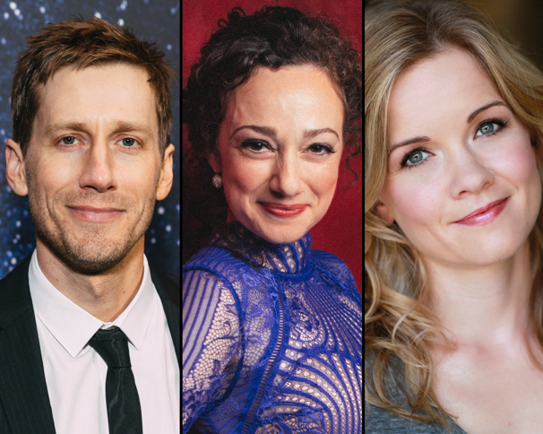 Welcome to the Rock! Andrew Samonsky, Megan McGinnis, Becky Gulsvig & More Will Star in the National Tour of Come From Away