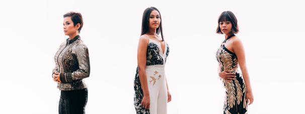 Exclusive Video! Lea Salonga & Eva Noblezada Welcome Tour Star Emily Bautista to the Miss Saigon Family