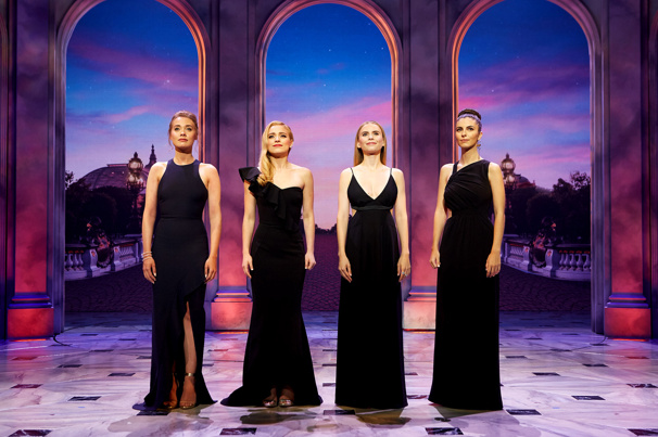 Watch the Four Worldwide Stars of Anastasia Sing a Chill-Inducing 'Journey to the Past'