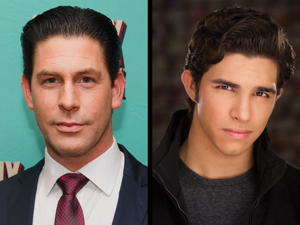 Roll 'Em! Richard H. Blake, Joey Barreiro & More Will Star in the National Tour of A Bronx Tale