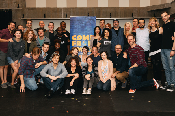 They Are Islanders! Come From Away Tour Cast Meets the Press Before Hitting the Road