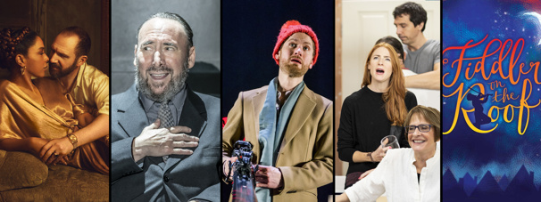 Book Your Flight! Five Can't-Miss Shows to See in London This Fall