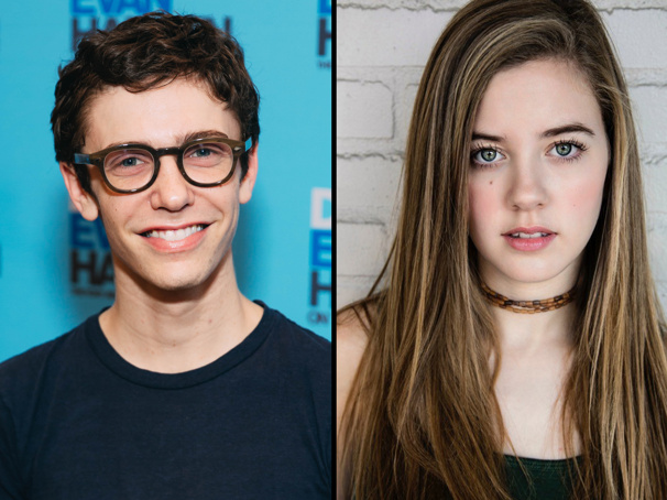 Exclusive! Hear Ben Levi Ross & Mallory Bechtel Read & Sing on Dear Evan Hansen: The Novel Audiobook