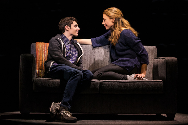 Give It Your Attention! Take a Look at Ben Levi Ross, Jessica Phillips & More in the Dear Evan Hansen Tour