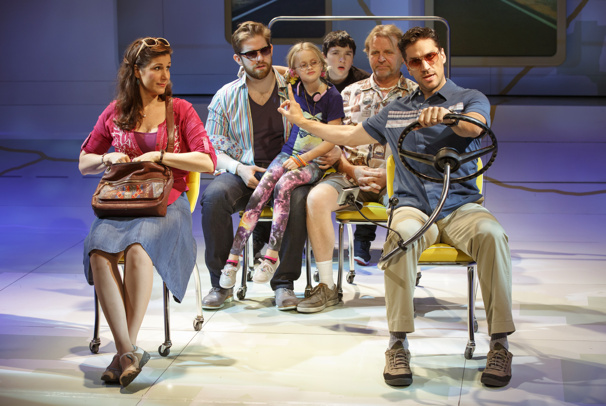 Little Miss Sunshine Musical to Make European Premiere at Arcola Theatre; U.K. Tour to Follow