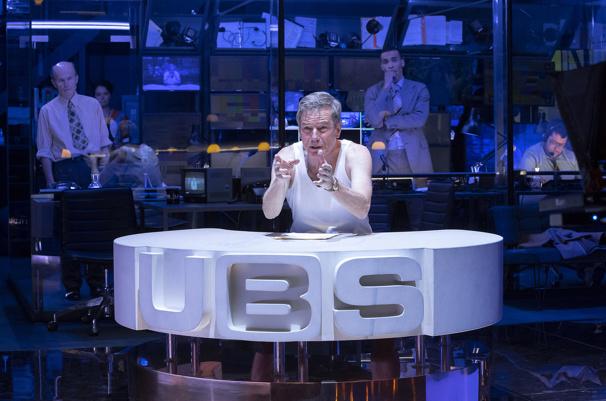 Bryan Cranston-Led Network Announces Second Broadway Extension
