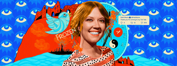 Frozen Star Patti Murin on Twitter Truth-Telling, Her Other Princess Dream and More on Show People
