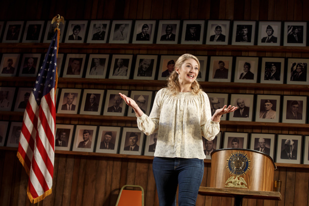 Heidi Schreck's What the Constitution Means to Me Will Transfer to Broadway