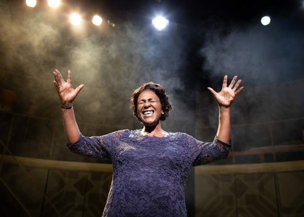 Caroline, or Change Star Sharon D. Clarke on Playing Americans on the London Stage & More