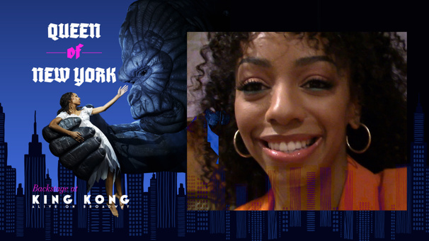 Backstage at King Kong with Christiani Pitts, Episode 2: Brains of the Operation