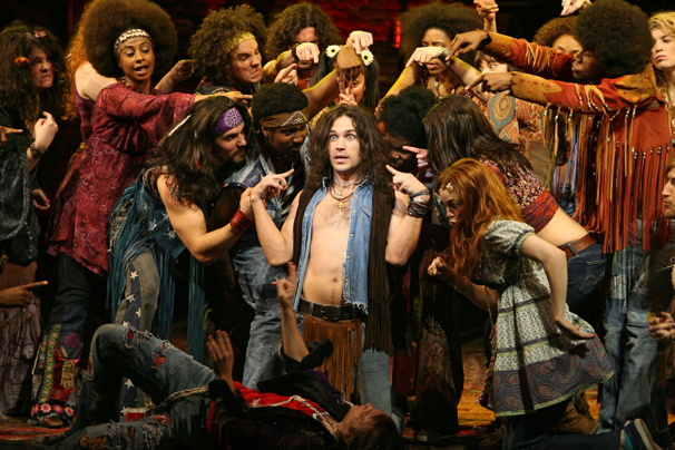 NBC Cancels Hair Live! Musical Presentation