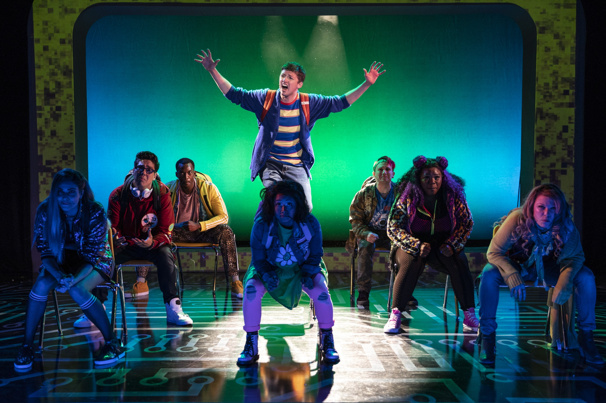 Broadway Grosses: Be More Chill Breaks House Record in First Week on the Great White Way