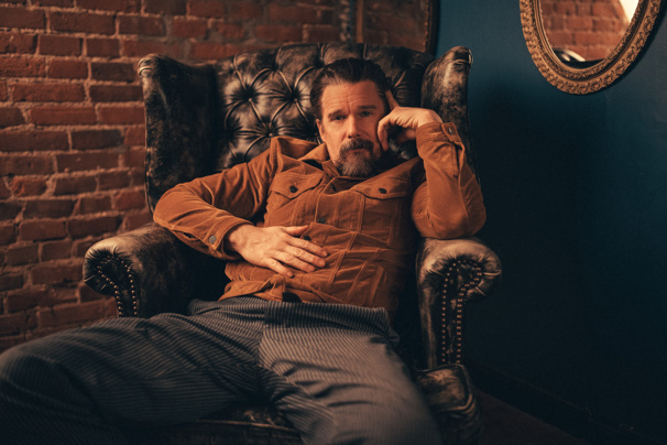 True West Star Ethan Hawke on Headlining the Play He's Had in His Back Pocket Since the Age of 14