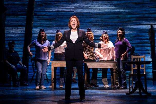 Rachel Tucker to Reprise Olivier-Nominated Turn in Come From Away on Broadway