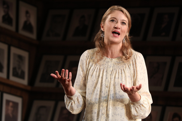 Broadway Grosses: What the Constitution Means to Me Packs Hayes Theater in First Week