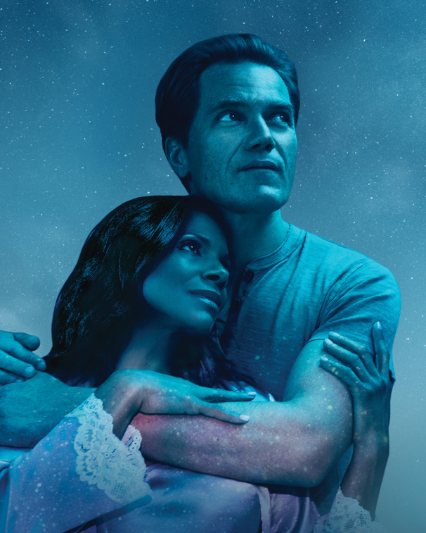 Audra McDonald and Michael Shannon