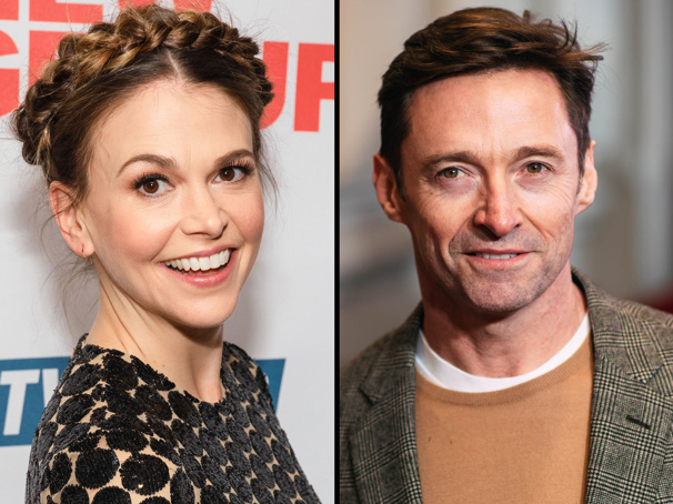 Tickets Are Now on Sale for The Music Man Starring Hugh Jackman & Sutton Foster