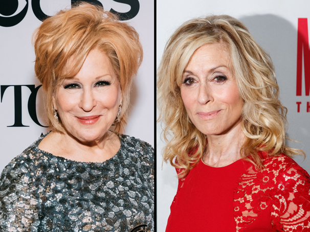 Bette Midler & Judith Light to Join Ben Platt in The Politician