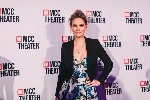 Broadway alum and country music superstar Jennifer Nettles strikes a pose.