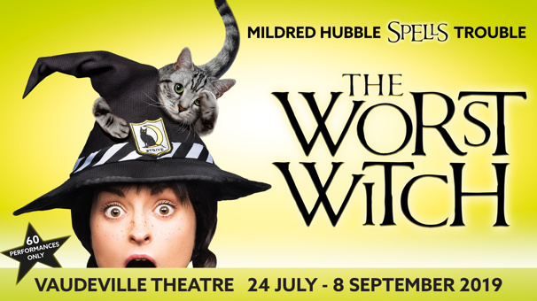 The Worst Witch Will Fly into London's West End for Summer Run