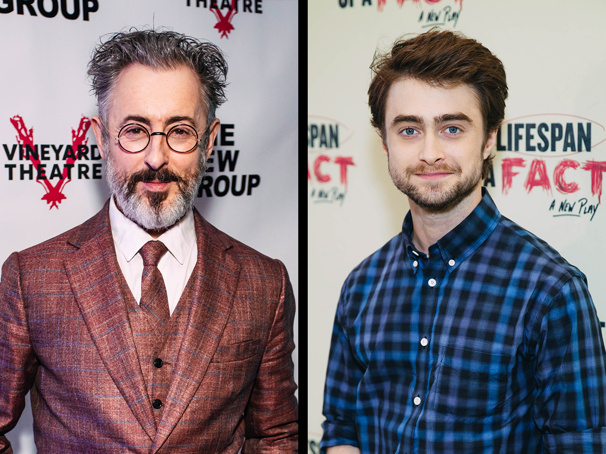 Alan Cumming & Daniel Radcliffe to Star in Samuel Beckett Double Bill at London's Old Vic
