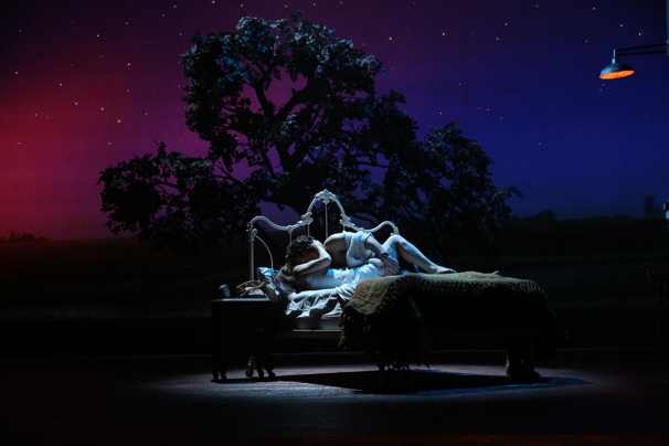 The Bridges of Madison County Musical Sets U.K. Premiere at Menier Chocolate Factory