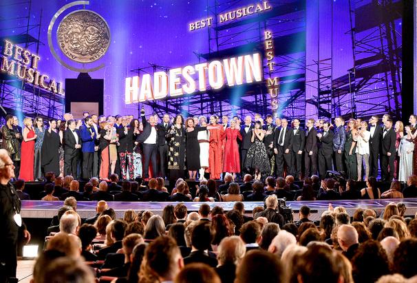 Tony Awards Sets 2020 Date at Radio City Music Hall