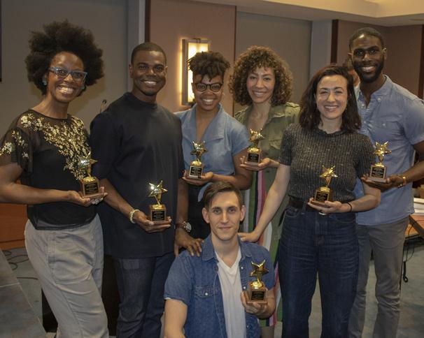 Hadestown Wins Actors' Equity Award for Outstanding Broadway Chorus