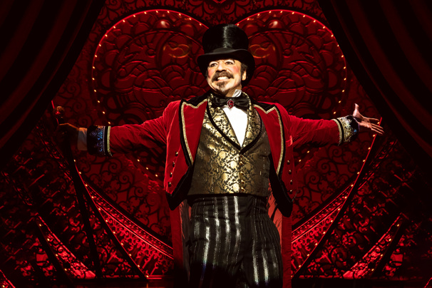 I Don't Want to Wait: Danny Burstein Returns to Moulin Rouge! The Musical