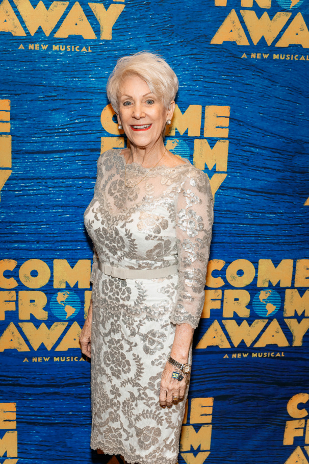 Beverley Bass, Groundbreaking Pilot Featured in Come From Away, to Pen Children's Book Me and the Sky