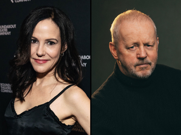 How I Learned to Drive Sets Broadway Premiere with Original Stars Mary-Louise Parker & David Morse