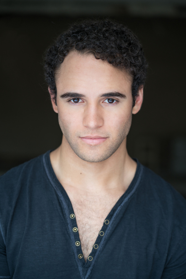Clinton Greenspan Makes Broadway Debut in Title Role of Aladdin