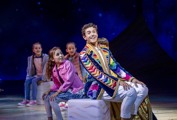 Jac Yarrow on the Thrill of His Professional Stage Debut in London's Joseph and the Amazing Technicolor Dreamcoat