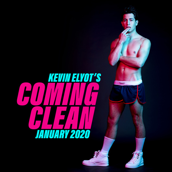Kevin Elyot's Early Gay Drama Coming Clean Will Return to London in 2020