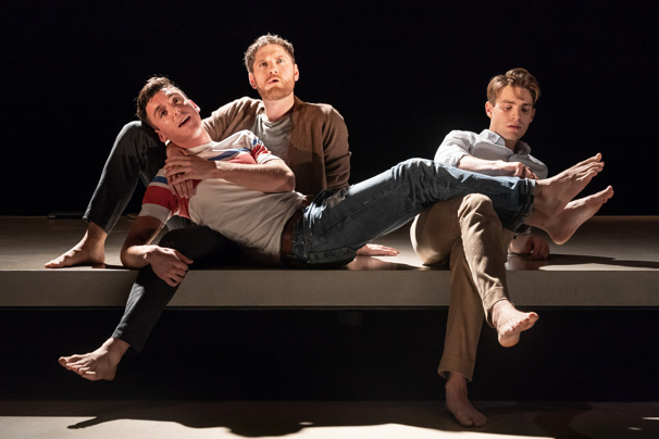 They're Here! Get a First Look at Matthew Lopez's Two-Part Play The Inheritance