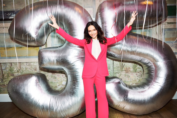See Katrina Lenk, Patti LuPone & the Cast of Broadway's Company Celebrate Galentines Day